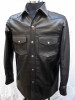 Leather Shirt Style LS015 WWW.LEATHER-SHOP.BIZ side pic