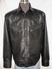 LS037 leather shirt WWW.LEATHER-SHOP.BIZ front pic