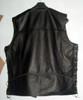 Leather Vest Style MLV1359 www.leather-shop.biz back pic