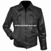 Leather Jacket Bomber Style MLJ0025B Custom Made In 8 Colors