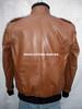 mens Bomber jacket custom made MLJ0030B back pic
