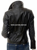 Custom leather jacket for ladies LLJ603 back picture
