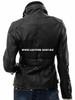 Leather jacket for Ladies custom LLJ604 jacket back picture