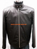 Leather Jacket Cafe Racer Style MLJ250 Custom Made In 8 Colors