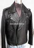 Leather Jacket Biker Style MLJ111 Custom Made In 8 Colors