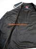 Mens Leather Vest Braided Style MLVB741 No Seams