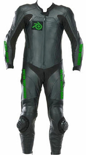 motorcycle suit style MS0041LS WWW.LEATHER-SHOP.BIZ front and back pic