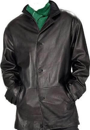 Awọn Ọkunrin Awọ alawọ Aṣọ gigun awọ ṣe aṣa www.leather-shop.biz MLC538