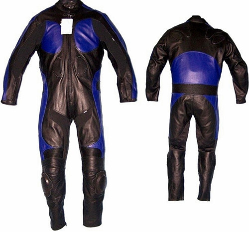 style MS2016 blue WWW.LEATHER-SHOP.BIZ front and back pic