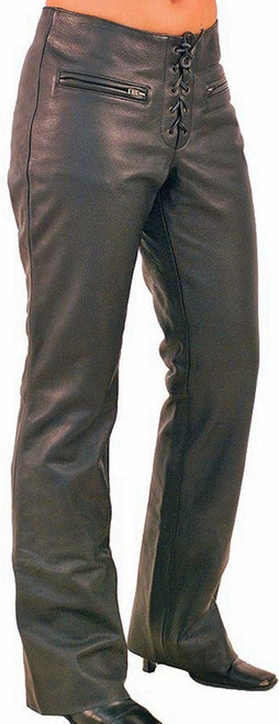 Lambskin leather pants style WLP229 WWW.LEATHER-SHOP.BIZ pic