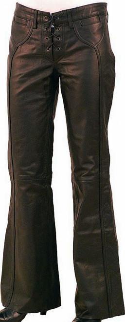 Lambskin leather pants style WLP233 WWW.LEATHER-SHOP.BIZ pic