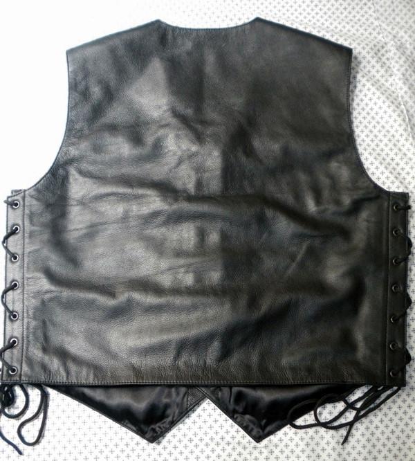 Fest lledr 732 www.leather-shop.biz delwedd gefn