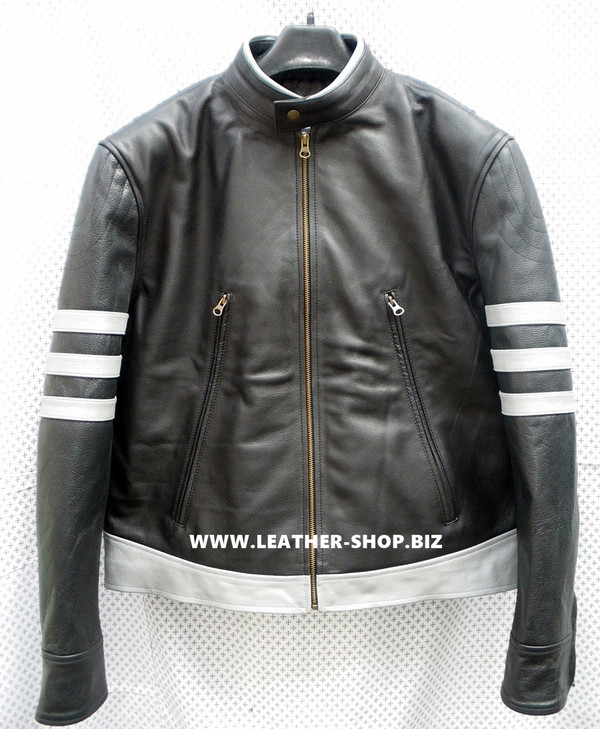 X-Men replica leather jackets MLJ166W for sale front picture 2