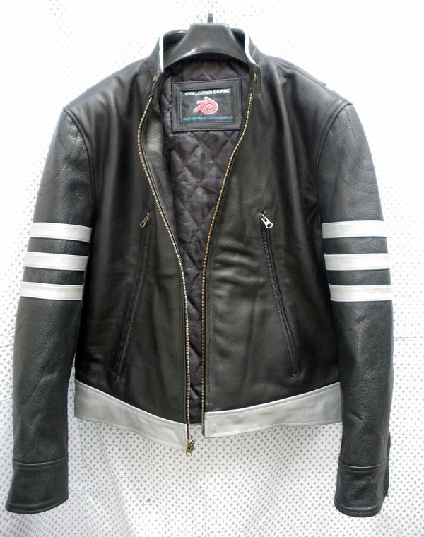 X-Men replica leather jackets MLJ166W for sale front picture 3