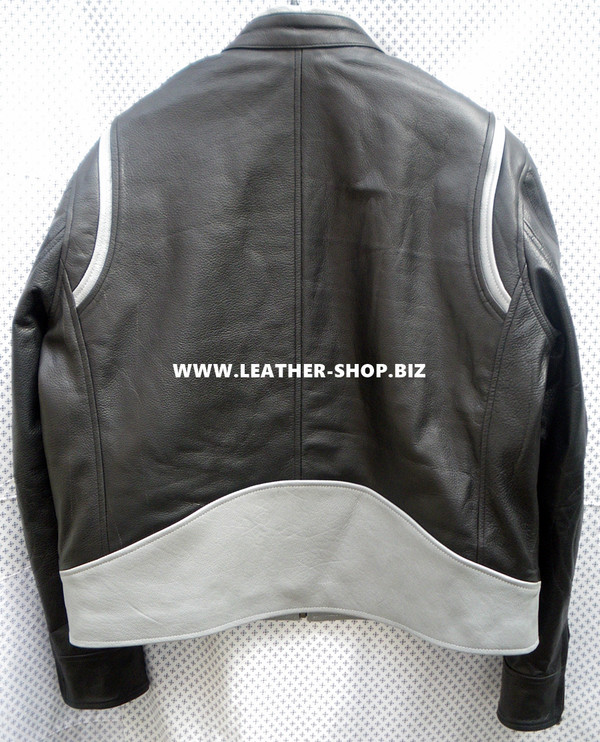 X-Men replica leather jackets back picture 2