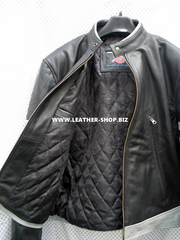 X-Men replica leather jackets MLJ166W for sale front picture 5