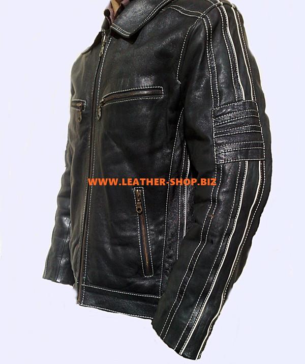 Liederjacket Retro Style MLJ0096 Custom Made In 8 Colors