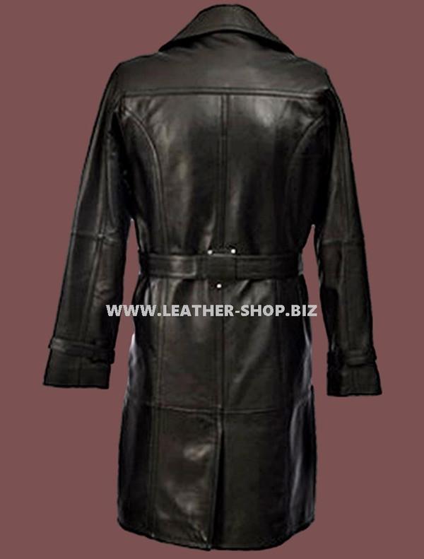 Leder langer Mantel nach Maß Art MLC520 WWW.LEATHER-SHOP.BIZ hintere Ansicht picture.jpg