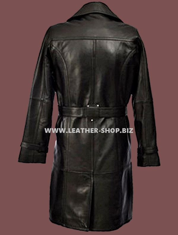 Leather Long Coat Custom Made Style MLC520 WWW.LEATHER-SHOP.BIZ back view picture.jpg