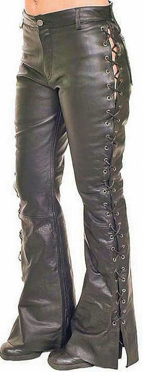 Lambskin leather pants style WLP231 WWW.LEATHER-SHOP.BIZ pic