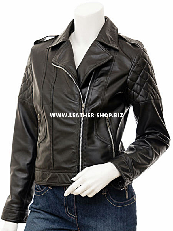 Custom ladies jacket LLJ601 front picture