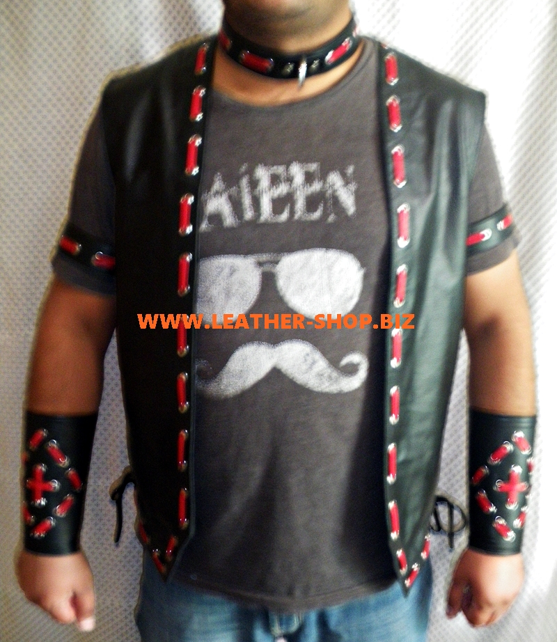heren-leder-vest-fljocht-styl-mlvb1666-mei-aksessoires-oanpast-makke-ww.leather-shop.biz-front-pic-2.jpg