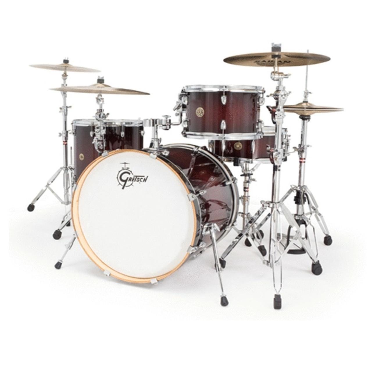 "Drum Batter Head Gretsch Tom 8/"" Clear"