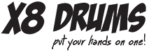 X8Drums.com