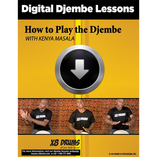Learn to Play the Djembe