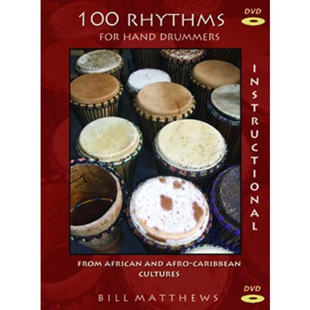 100 Rhythms for Hand Drummers DVD