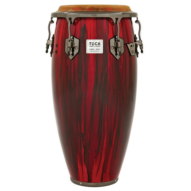Toca 20th Anniversary Series 11-3/4 in. Conga Drum