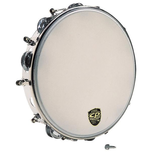 CP Tunable Tambourine, Metal