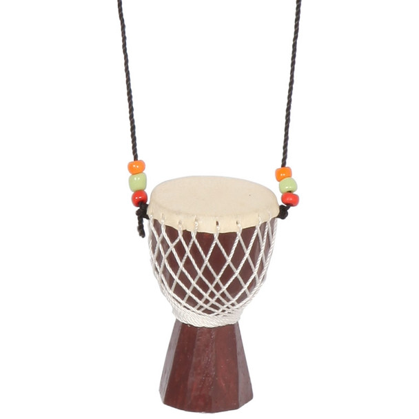 Djembe Necklace