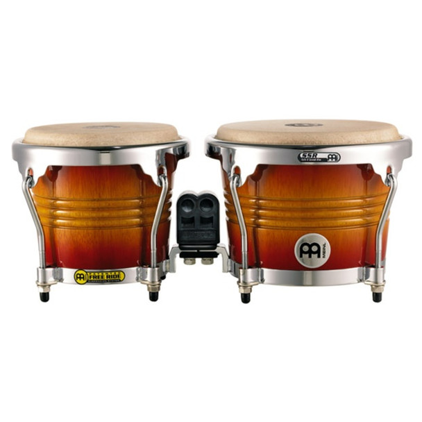 Meinl FWB200ARF Free Ride Series Wood Bongos - Natural