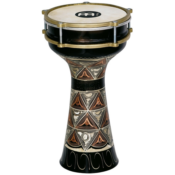 Meinl Copper Darbuka - Hand Engraved w/ Bag