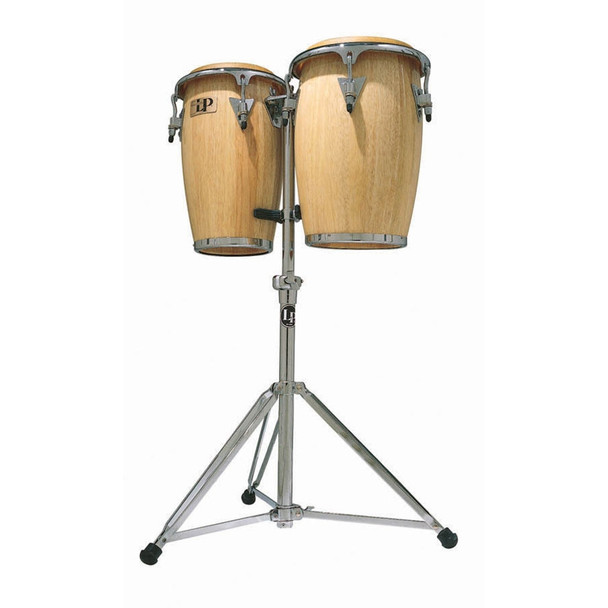 LP Junior Wood Congas, Natural