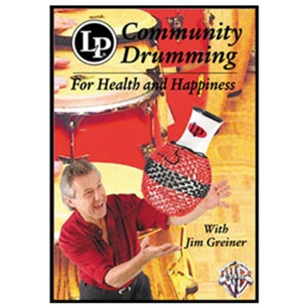 Community Drumming for Health and Happiness DVD