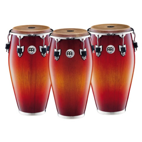 Meinl Professional Series Congas, Aztec Red Fade