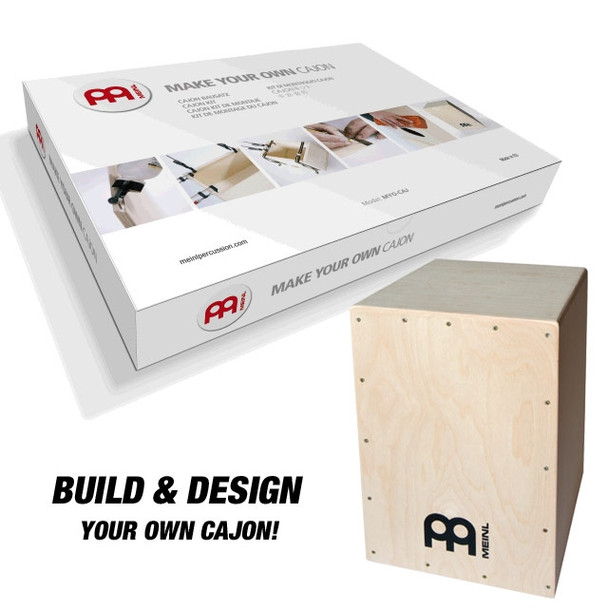 Meinl Build Your Own Cajon Kit