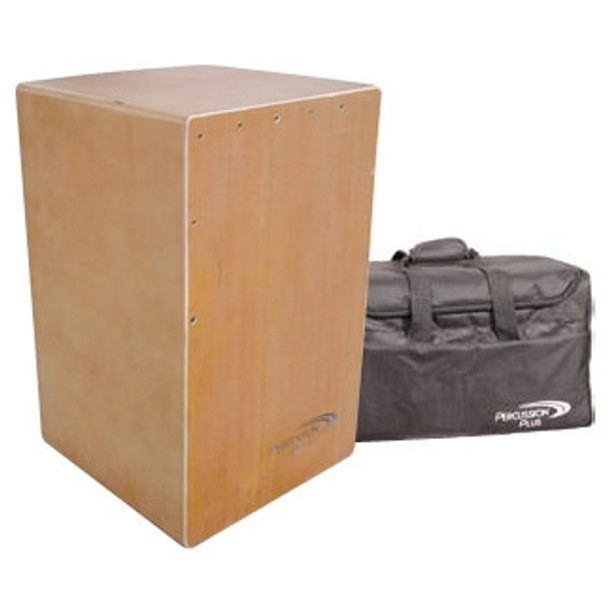 Percussion Plus Beginner Cajon Package