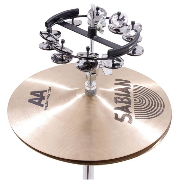 Toca Hi-Hat Hit Zone Tambourine