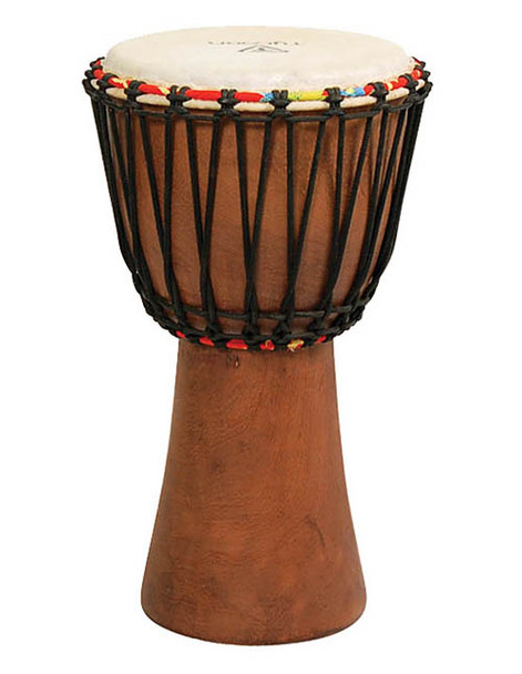 Tycoon Percussion African Ghana Djembe, 10 Inch