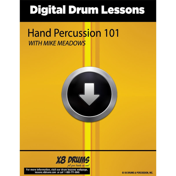 Lesson Download: Hand Percussion 101, Shakers