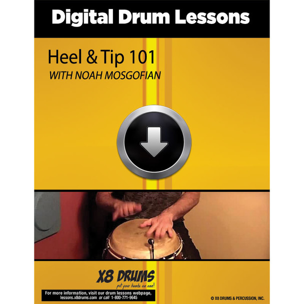 Fundamentals: Heel & Tip 101