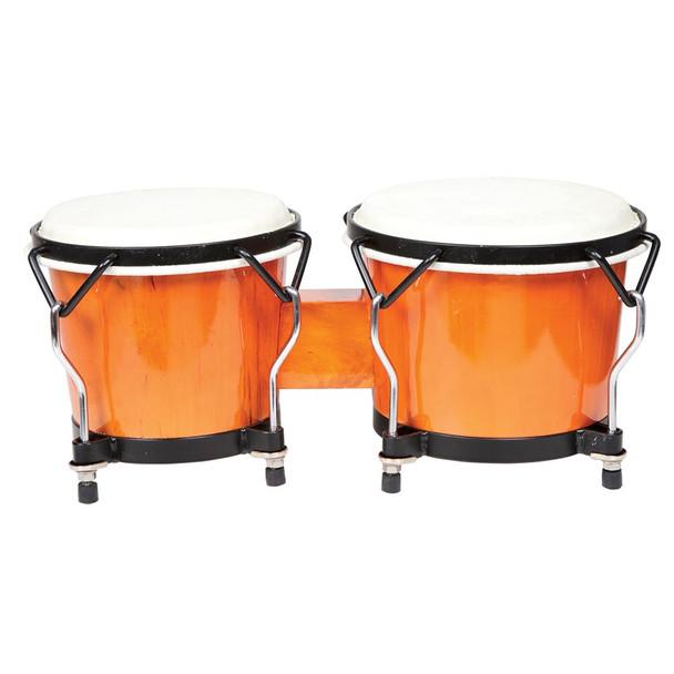 X8 Drums Endeavor Series Bongos, Orange