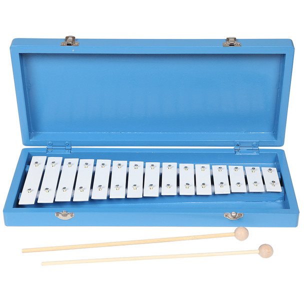 Student Glockenspiel with Case and Mallets