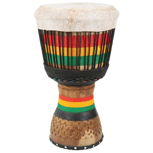 Africa Master Ivory Coast Djembe #011, 11 x 22 Goat Skin *** SOLD ***