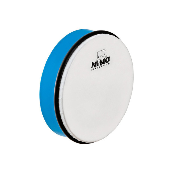 8-Inch ABS Hand Drum - Sky Blue