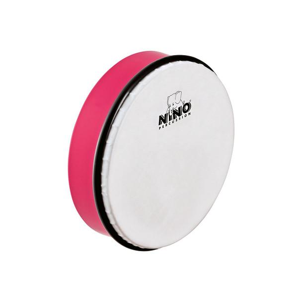 8-Inch ABS Hand Drum - Strawberry Pink