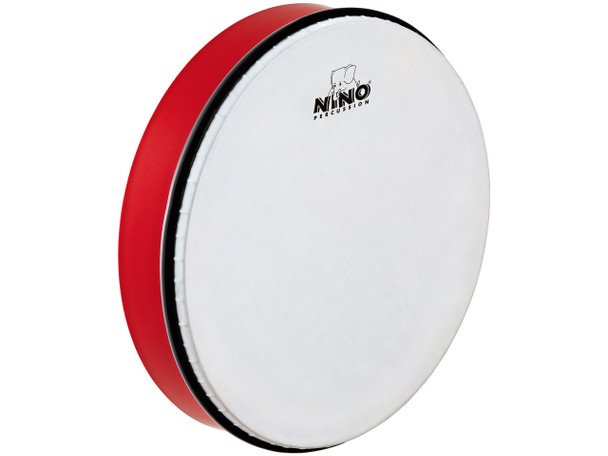 "ABS Hand Drum, 10"" - Red"